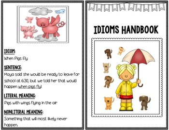Idioms Game Pack