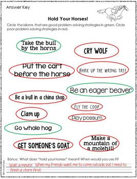 How to Master Idioms:  Go Figure!