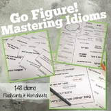 Idioms Worksheets and Cards