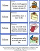 """Literacy Center - Idioms - """"Keep Your Eye on Idioms"""""""