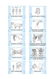 Idioms Literal and Figurative Meanings Matching Game