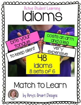 Idioms: Match to Learn