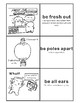 Idioms&Phrases Matching Game: Phrases Beginning with B