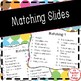 Idioms Matching & Multiple Choice Questions PowerPoint and Quizzes