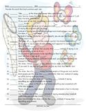 Idioms Matching Worksheet