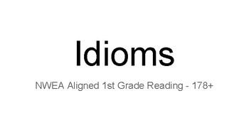 Idioms - NWEA Aligned