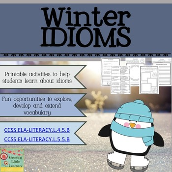 Idioms Pack: Winter Edition