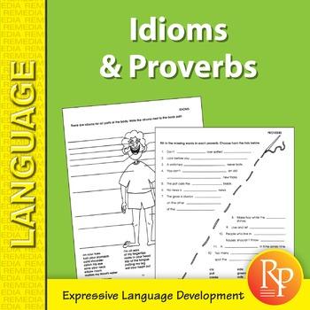 Idioms & Proverbs