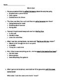 Idioms Quiz - Elementary