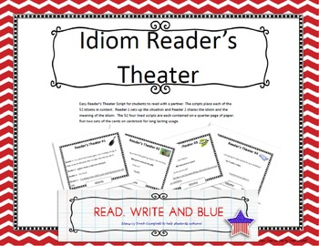 Idioms Reader's Theater