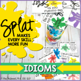 Idioms SPLAT! {a language skill game}