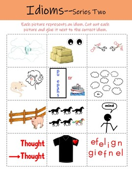 Idioms--Series Two