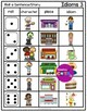 Idioms Activities Roll and Spin an Idiom Sentence Writing Set 1