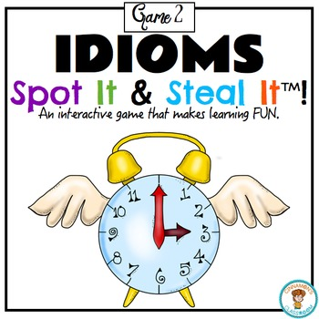 Idioms Spot and Steal It Game 2