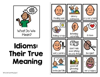 Idioms Story 2