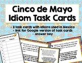 Idioms Task Cards / Cinco de Mayo Task Cards