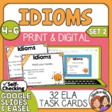 Idiom Task Card (Set 2)