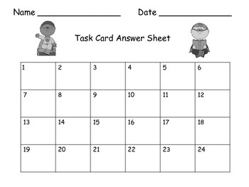 Idioms Task Cards for Journeys Grade 2