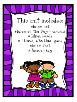 Idioms: They'll Knock Your Socks Off!