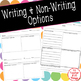 Idioms Worksheets: Draw & Write What it Sounds Like & What it Means
