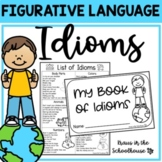 Idioms Worksheets and Activities | Easel Activity