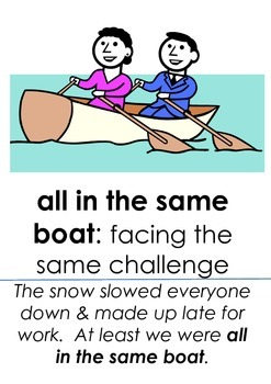 Idioms (Yearlong)- Commonly Used Idioms