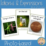 Idioms and Expressions - Deck of Cards