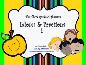 Idioms and Fractions 1