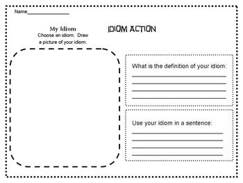 Idioms and Non-Literal Language:  Using Context Clues to Determine Meaning