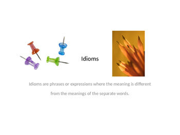 Idioms for All