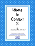 Idioms in Context 2