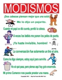 Idioms the Hot Sauce of Writing Figurative Language in Spanish