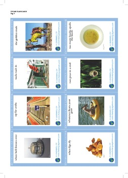 Idioms with text and pictures