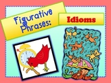Idioms within figuartive language