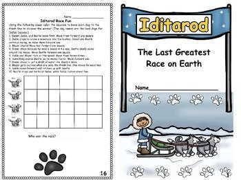 Iditarod: A Complete Study