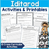 Sled Dog Race Across Alaska Activities