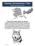 Iditarod Sled Dog Simulation Race Activity Southern Route
