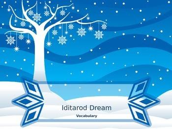 """Iditarod Dream"" Vocabulary"