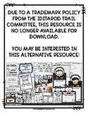 Iditarod Activity EDITABLE Flip Book