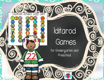 Iditarod Games for Kindergarten and Pre-K