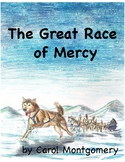 The Great Race of Mercy 1925, Alaska, Middle School Reader