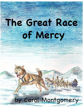The Great Race of Mercy 1925 (Iditarod), Simplified Reader