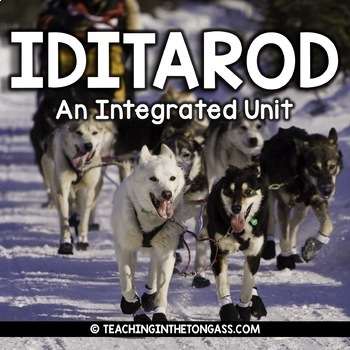 Iditarod Activities {Musher tracking, centers and more}