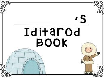Iditarod Musher Tracking Book