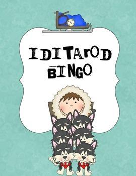 Iditarod Number Bingo