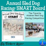 Annual Sled Dog Racing: SMART Board Unit