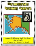Iditarod Sled Dog Race & Alaska Math Learning Centers