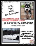 Iditarod Sports Pool (2021) - Fun For Faculty!