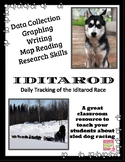 Iditarod Student Packet - Daily Tracking (Data Collection, Map Skills, Research)