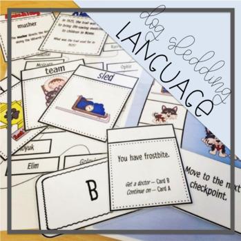 Iditarod Trail Language Workbook